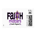 Cruz 1 de las materias de la fe del lupus franqueo