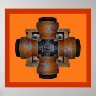 cruz 1-Print del grupo 2F Impresiones