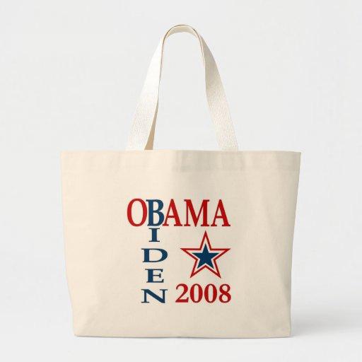 Cruz 2008 de Obama Biden Bolsa