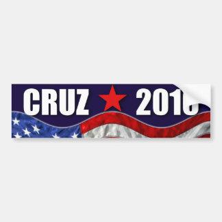 Cruz 2016 bumper sticker