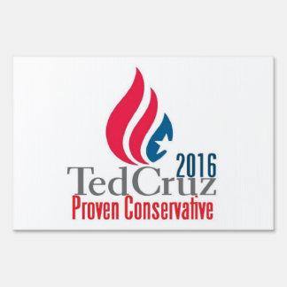 CRUZ 2016 DE TED LETRERO
