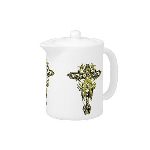 Cruz adornada cristiana 14