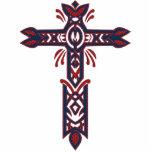 Cruz adornada cristiana 23 esculturas fotograficas