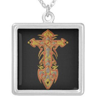 Cruz adornada cristiana 59 joyerias