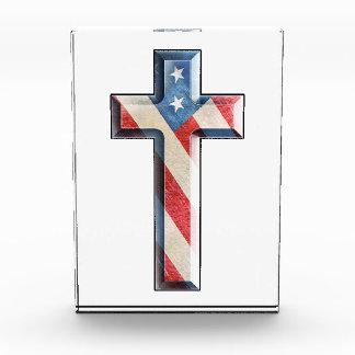 Cruz americana de la fe