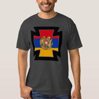 Cruz armenia del hierro polera