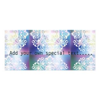 Cruz, arte espiritual, mandala, curando, energía, tarjetas publicitarias