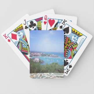 Cruz Bay Bicycle Playing Cards