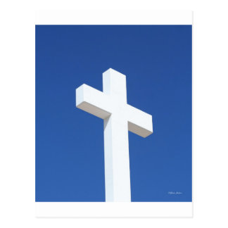 Cruz blanca postales