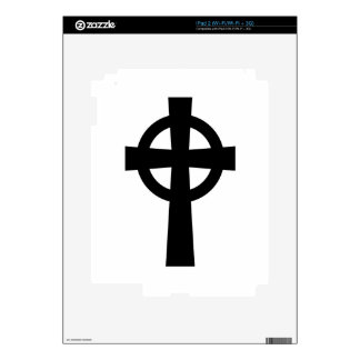 Cruz céltica católica iPad 2 skins