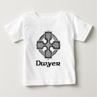 Cruz céltica de Dwyer Playera De Bebé