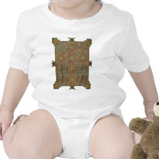 Cruz céltica de Lindisfarne Camiseta