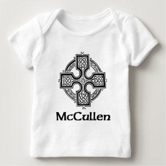 Cruz céltica de McCullen Playera De Bebé