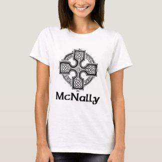 Cruz céltica de McNally Playera