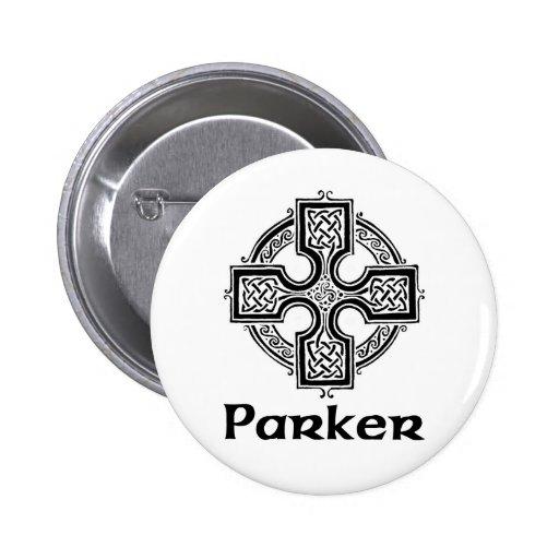 Cruz céltica de Parker Pin