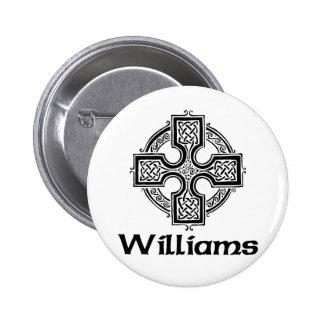 Cruz céltica de Williams Pin