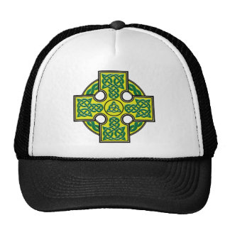 cruz céltica gorras de camionero