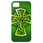 Cruz céltica iPhone 5 fundas