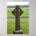 Cruz céltica Irlanda Posters