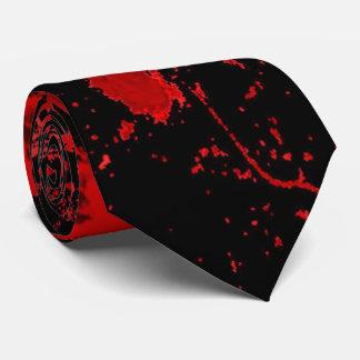 Cruz céltica pagana gótica sangrienta corbatas