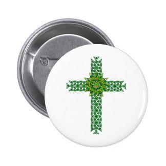 Cruz céltica pin