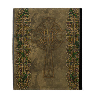 Cruz céltica y nudos célticos