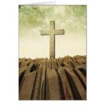 Cruz cristiana felicitaciones