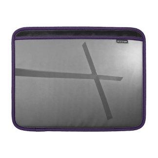 Cruz cristiana fundas para macbook air