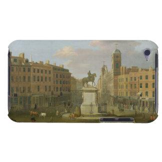 Cruz de Charing, con la estatua de rey Charles I a Funda iPod