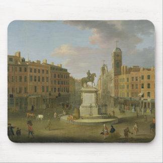 Cruz de Charing, con la estatua de rey Charles I a Mousepad