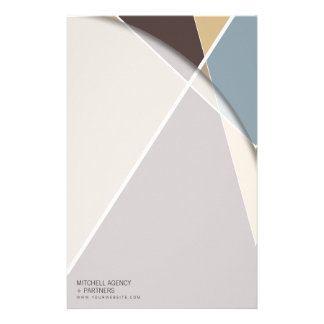 Cruz de Criss * Brown + Efectos de escritorio azul Papeleria De Diseño