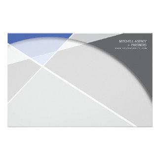 Cruz de Criss * gris + Efectos de escritorio azule Papeleria