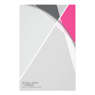 Cruz de Criss * gris + Efectos de escritorio rosad Papeleria