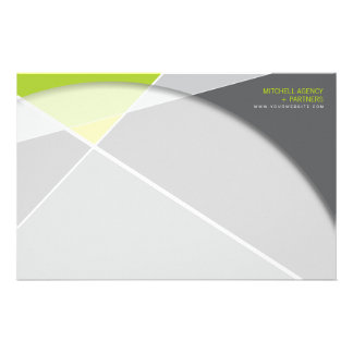 Cruz de Criss * gris + Efectos de escritorio verde Papelería