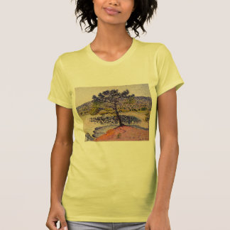 Cruz de Enrique-Edmundo la playa, igualando Camiseta
