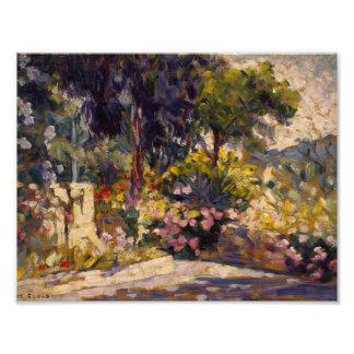 Cruz de Enrique-Edmundo - la terraza florecida Cojinete