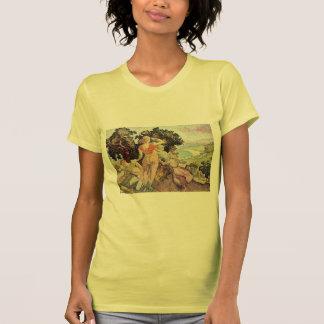 Cruz de Enrique-Edmundo los excursionistas Camisetas