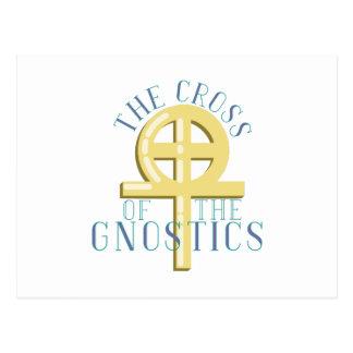 Cruz de Gnostics Postales