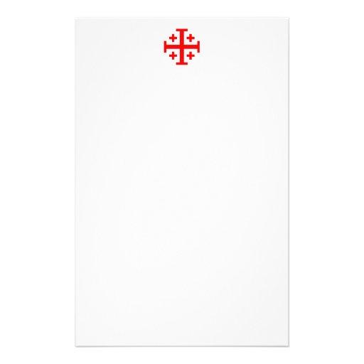 Cruz de Jerusalén Papeleria De Diseño