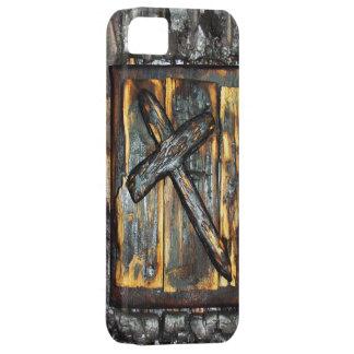 Cruz de la apocalipsis iPhone 5 Case-Mate funda