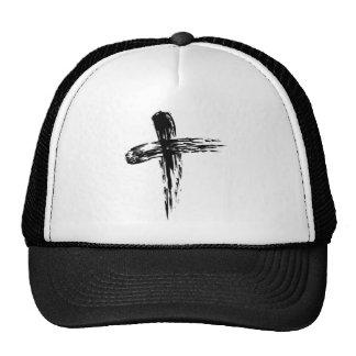 Cruz de la ceniza gorra