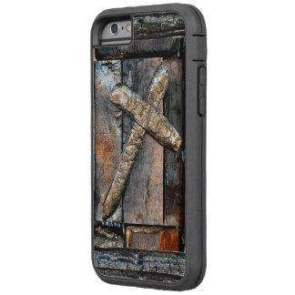 Cruz de la fuerza funda para  iPhone 6 tough xtreme