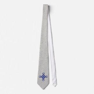 Cruz de la hélice corbata