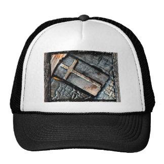 Cruz de la protección gorras de camionero