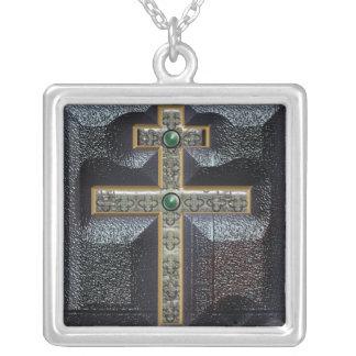 cruz de Lorena Collar Personalizado