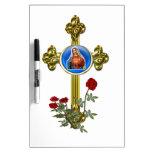 Cruz de Maria de la madre Tablero Blanco