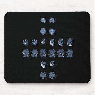 Cruz de MRI Alfombrillas De Ratón