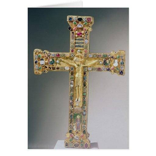 Cruz de oro de Essen Felicitación