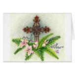 Cruz de Pascua Felicitaciones