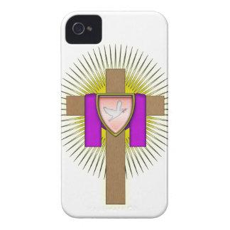 Cruz de Pascua Funda Para iPhone 4
